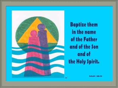 Baptize them